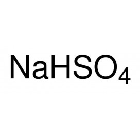 Sodium bisulfate, Sodium hydrogen sulfate, anhydrous, 95.0+%