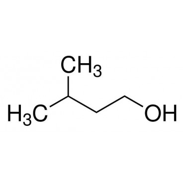 Isoamyl alcohol, Isopentyl alcohol, 99.0+%