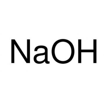Sodium hydroxide, pellets, reagent, 97%,