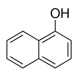 1-Naphthol, 1-Hydroxynaphthalene, 99.0+%