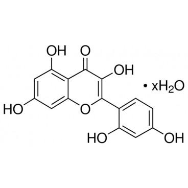 Morin hydrate, 2,3,4,5,7-Pentahydroxyflavone, 99.0+%