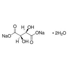 Sodium L-tartrate dibasic dihydrate, 99.0+%