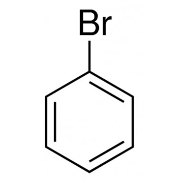 Bromobenzene, reagent, 99%