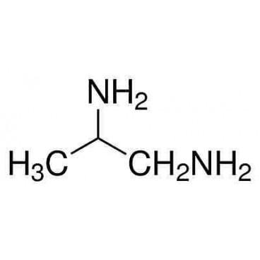 1,2-Diaminopropane, 1,2-Propanediamine, 96.0+%