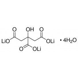 Lithium citrate tribasic tetrahydrate, 99.0+%