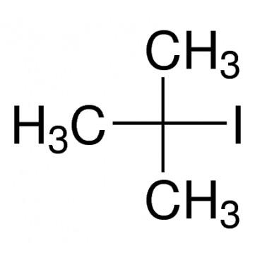 2-Iodo-2-methylpropane, tert-Butyl iodide, 95%