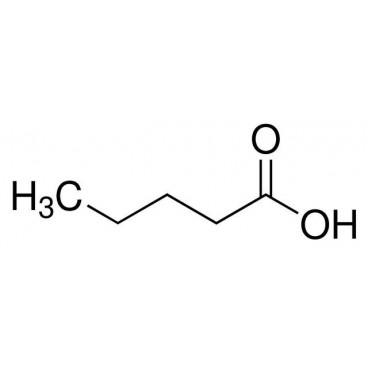 Valeric acid, Pentanoic acid, 99%,