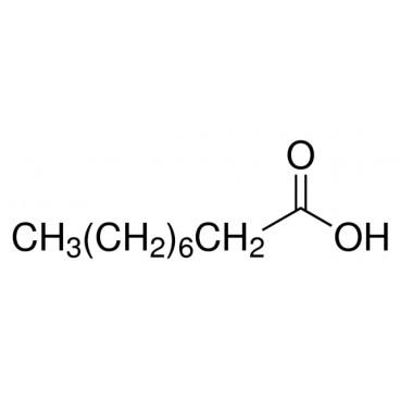 Pelargonic acid, Nonanoic acid, 99.0+%