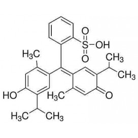 Thymol Blue, Thymolsulfonphthalein, pH indicator
