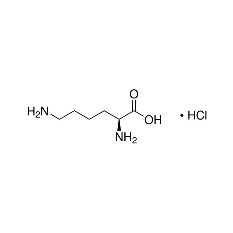 L-Lysine hydrochloride, 98.0+%, 657-27-2